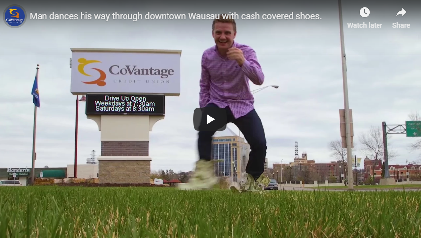 Vantage One Credit Union >> Step Into Cash | MI, WI Credit Union | CoVantage Credit Union